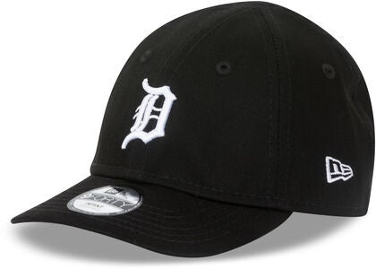 New Era League Essential 9FORTY KIDS DET Keps, Black White