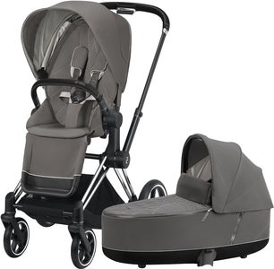 Cybex Priam Duovagn, Soho Grey/Chrome Black