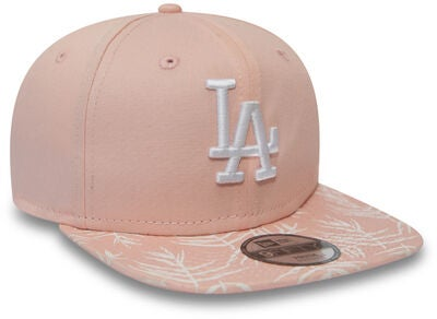 New Era KIDS Palm Print 9Fifty Kids LOSDOD Keps, Pink Lemonad