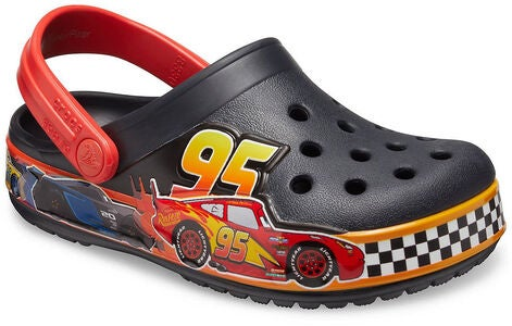 Crocs Fun Lab Disney & Pixar Cars Clog, Black