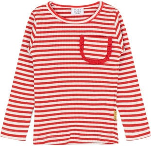 Hust & Claire Alma T-Shirt l/s, Poppy Red