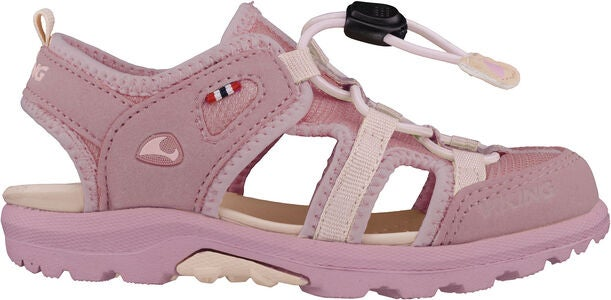 Viking Sandvika Sandal, Light Pink/Pink