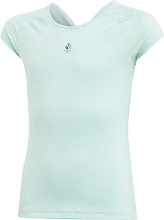 Adidas Girls Ribbon T-shirt Träningströja, Green