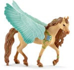 Schleich Decorated Pegasus Hingst