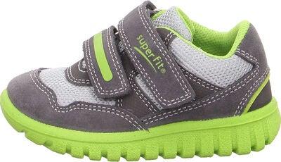 fbb236c1434 Köp Superfit Sport7 Mini Sneaker, Grey/Green | Jollyroom