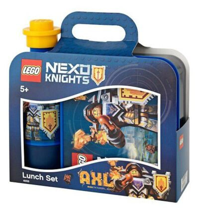 Lego Lunchset Nexo Knights