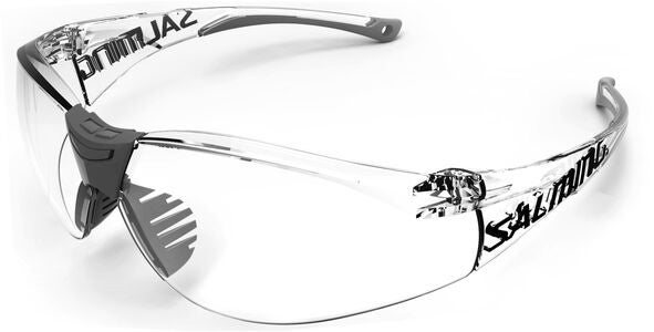 Salming Split Vision Eyewear JR, GunMetal