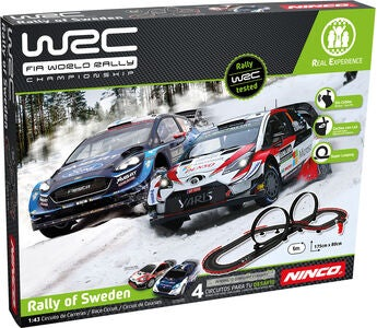 Ninco WRC Rally Sweden Bilbana