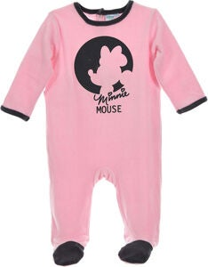 Disney Mimmi Pigg Pyjamasoverall, Light Pink