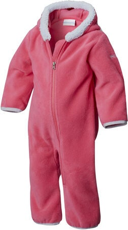 Columbia Tiny Bear II Bunting Fleeceoverall, Cactus Pink