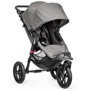 Baby Jogger City Elite Sittvagn Singel, Grey