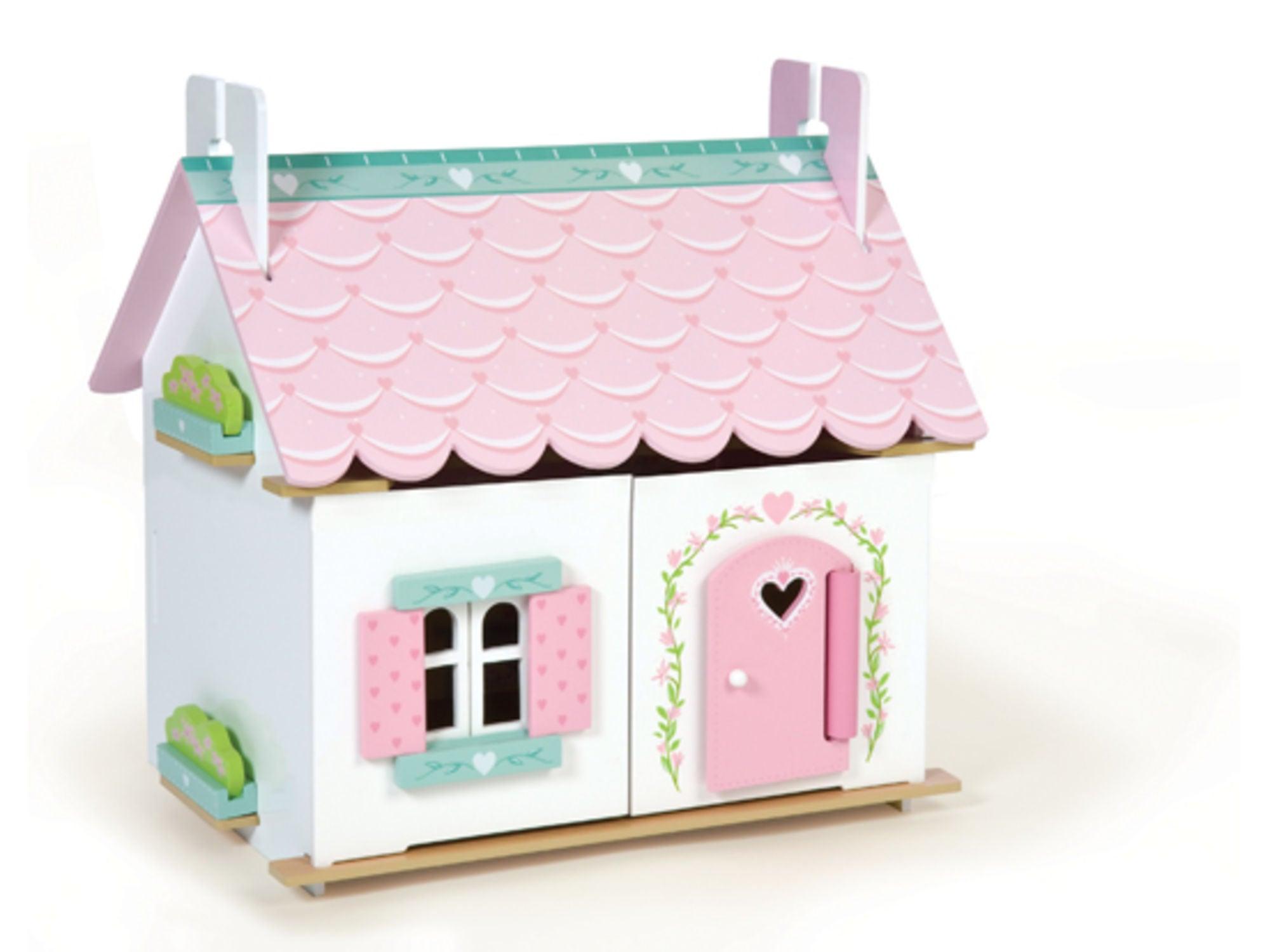 Le Toy Van Lilys Cottage Dockhus