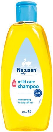 Natusan Mild Care Shampoo 200 ml