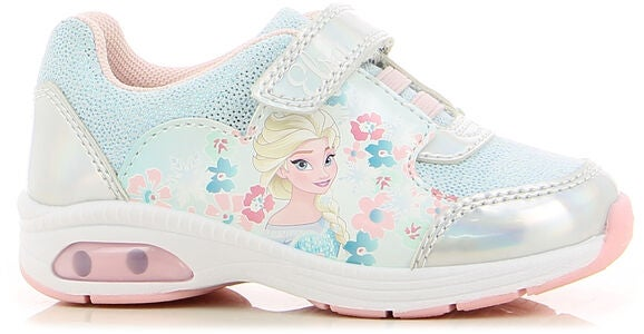 Disney Frozen Sneaker, Light Turkish Blue
