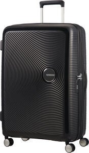 American Tourister Soundbox Spinner Resväska 97L, Bass Black
