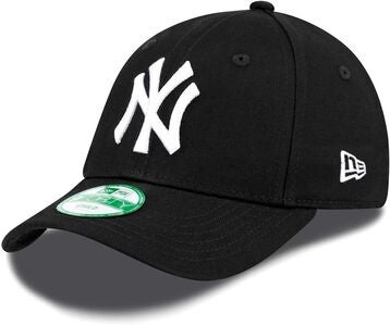 New Era 9Forty Kids MLB League Basic Keps, Svart