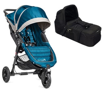 Baby Jogger City Mini GT Duovagn, Steel Blue