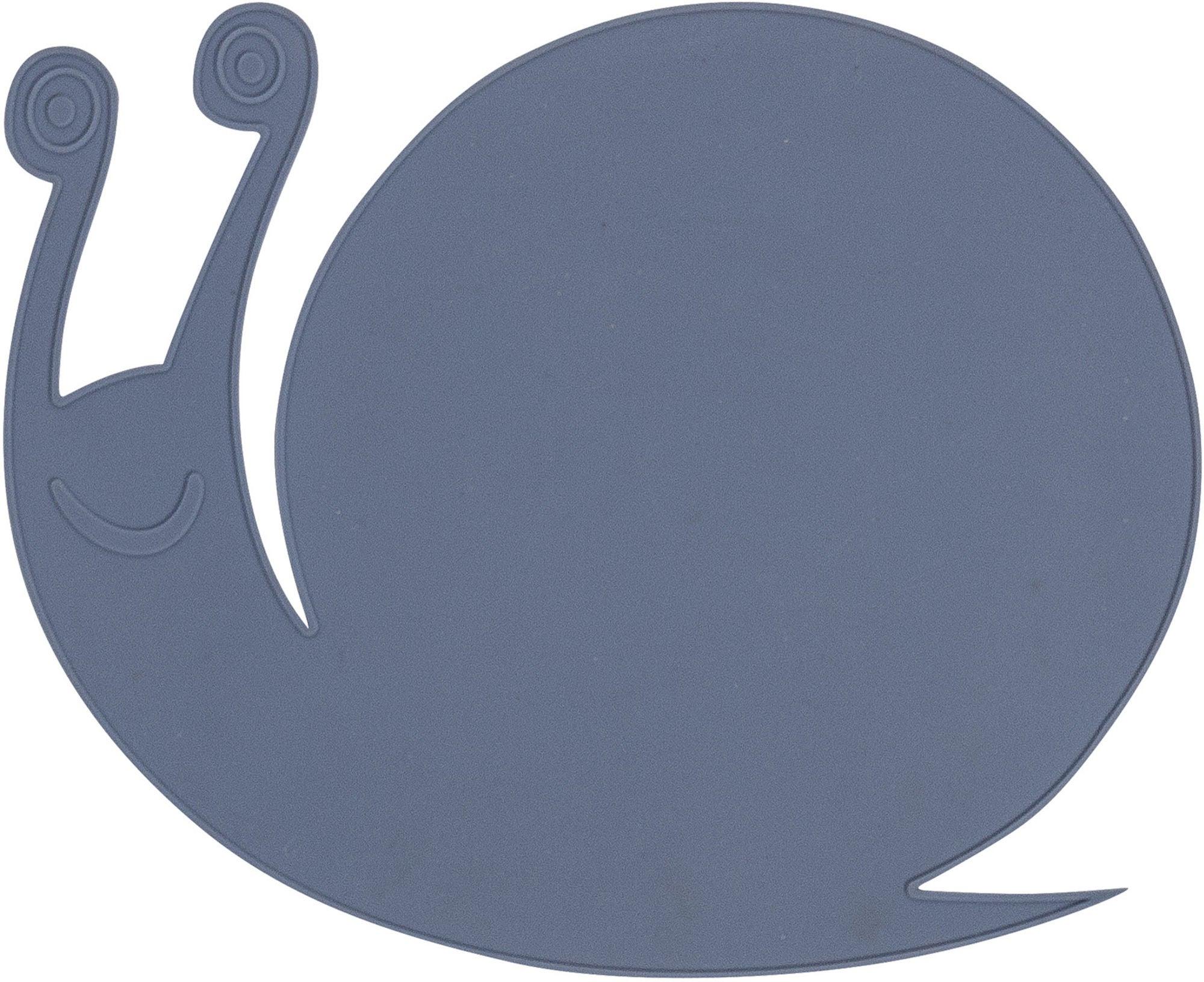 300fb565d688 Köp Bloomingville Underlägg Snigel, Blå | Jollyroom