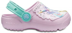 Crocs Fun Lab Clog, Pink/Mint