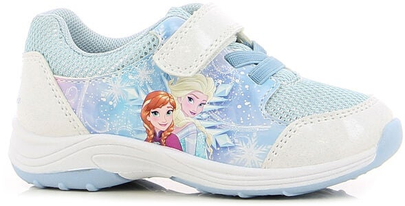 Disney Frozen Sneaker, Light Blue