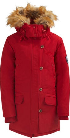 Svea Billie Jacka, Red