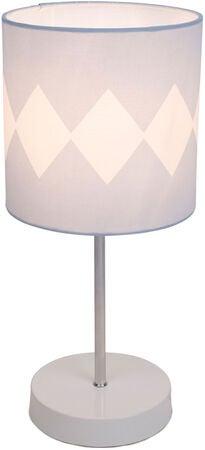 Köp Alice & Fox Bordslampa Big Harlequin, Soft Blue | Jollyroom