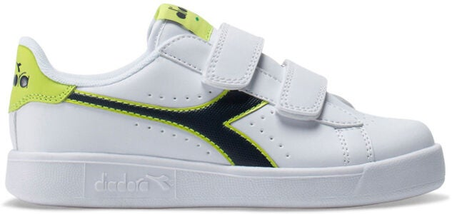 Diadora Game P PS Sneaker, Lime Punch
