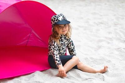 Köp Nordbjørn Sunny UV tält, Pink | Jollyroom