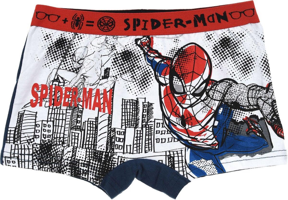 dada124a96a Köp Marvel Spider-Man Kalsong 2-Pack | Jollyroom
