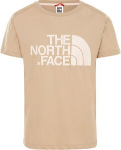 The North Face T-Shirt, Dune Beige