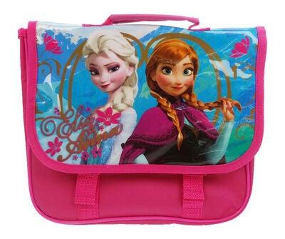 Köp Disney Frozen Skolväska Rosa  be684f8568f97