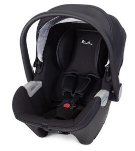 Silver Cross Simplicity Cool Babyskydd, Black