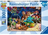 Ravensburger Disney Toy Story 4 100 Bitar