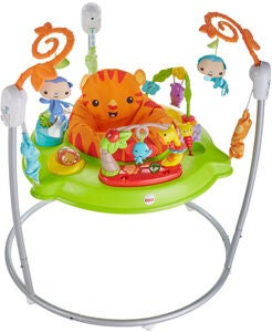 Fisher-Price Core Jumperoo Aktivitetscenter