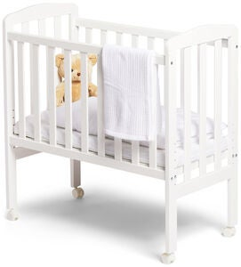 JLY Dream Bedside Crib, Vit
