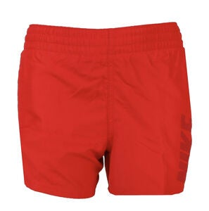 Nike Swim Logo Solid Badshorts, Univeristy Red