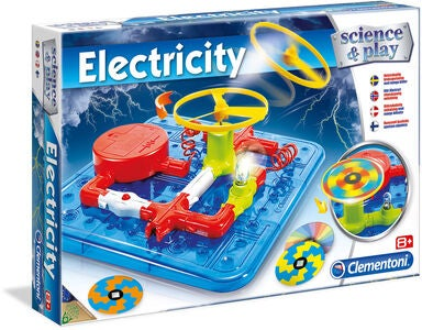 Clementoni Science & Play Vetenskapsset Elektricitet