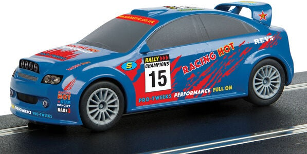 Scalextric Bilbana Start Rally Car Pro Tweeks