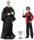 Harry Potter Voldemort Docka - 2 Pack Fashion Docka