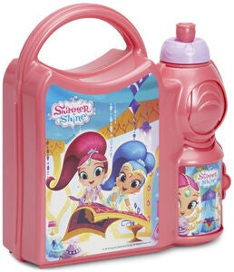Shimmer And Shine Combo Lunchset