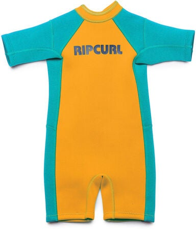 Rip Curl Kids Patrol UV-Dräkt, Orange