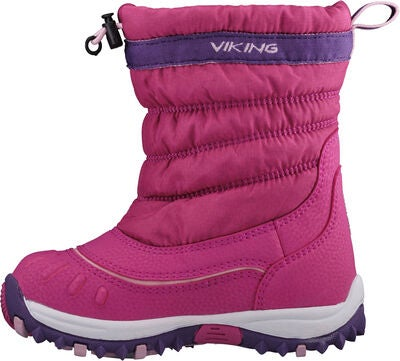 Viking Windchill GTX Vinterkänga, Magenta/Purple