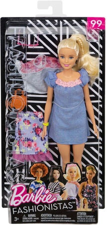 Barbie Fashionistas Docka 99