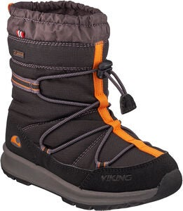 Viking Asak GTX Känga, Black/Rust