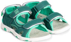 Little Champs Rush Sandal, Fanfare Green