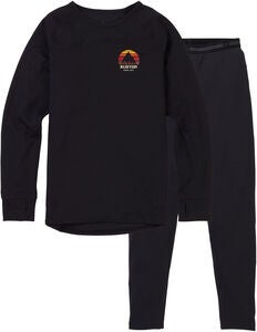 Burton Youth 1St Layer Underställ, True Black
