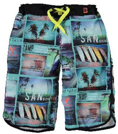 Name it Kids Shorts Zan, Black
