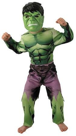 Köp Marvel Utklädnad Dräkt Hulken  1ace6db81f5d1