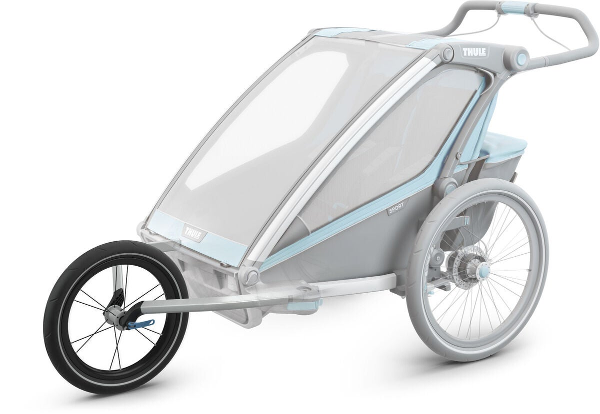 k p thule joggingkit 2 chariot jollyroom. Black Bedroom Furniture Sets. Home Design Ideas