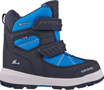 Viking Toasty II GTX Vinterkänga, Navy/Blue